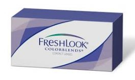 Freshlook Colorblends 2-pack